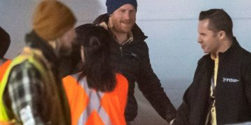 Tuesday morning news briefing: PrinceHarry arrives 'dwelling' in Canada