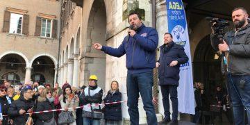 Salvini's hard-Right League on the brink of political earthquake in Left-leaning Italian heartlands