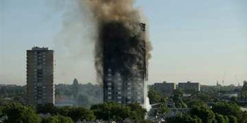 Firms involved in botched Grenfell Tower revamp refuse to accept responsibility for tragedy, inquiry hears