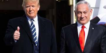 Donald Trump will reveal long-awaited Israeli-Palestinian peace plan on Tuesday