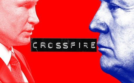 Introducing 'Crossfire', the new Telegraph podcast investigating UK links to the Trump-Russia scandal