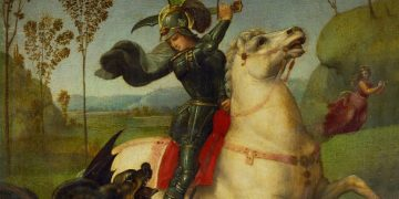 St George's Day 2020: how the dragon-slayer became the patron saint of England