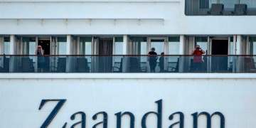 Donald Trump says Britons to be evacuated from stranded cruise ships off Florida