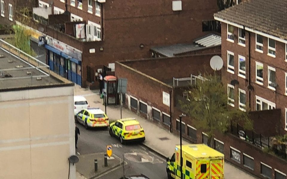 Six people arrested over double murder in 'crowded' south London flat