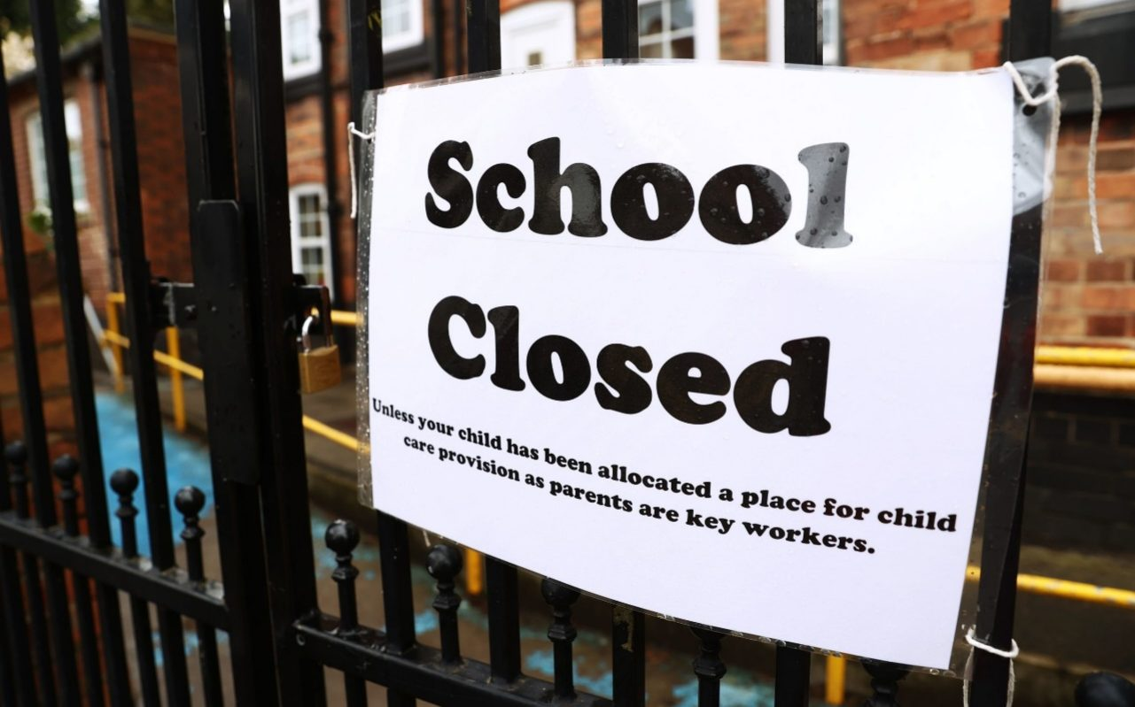 Friday evening news briefing: Unions and scientists stand-off over safety of reopening schools