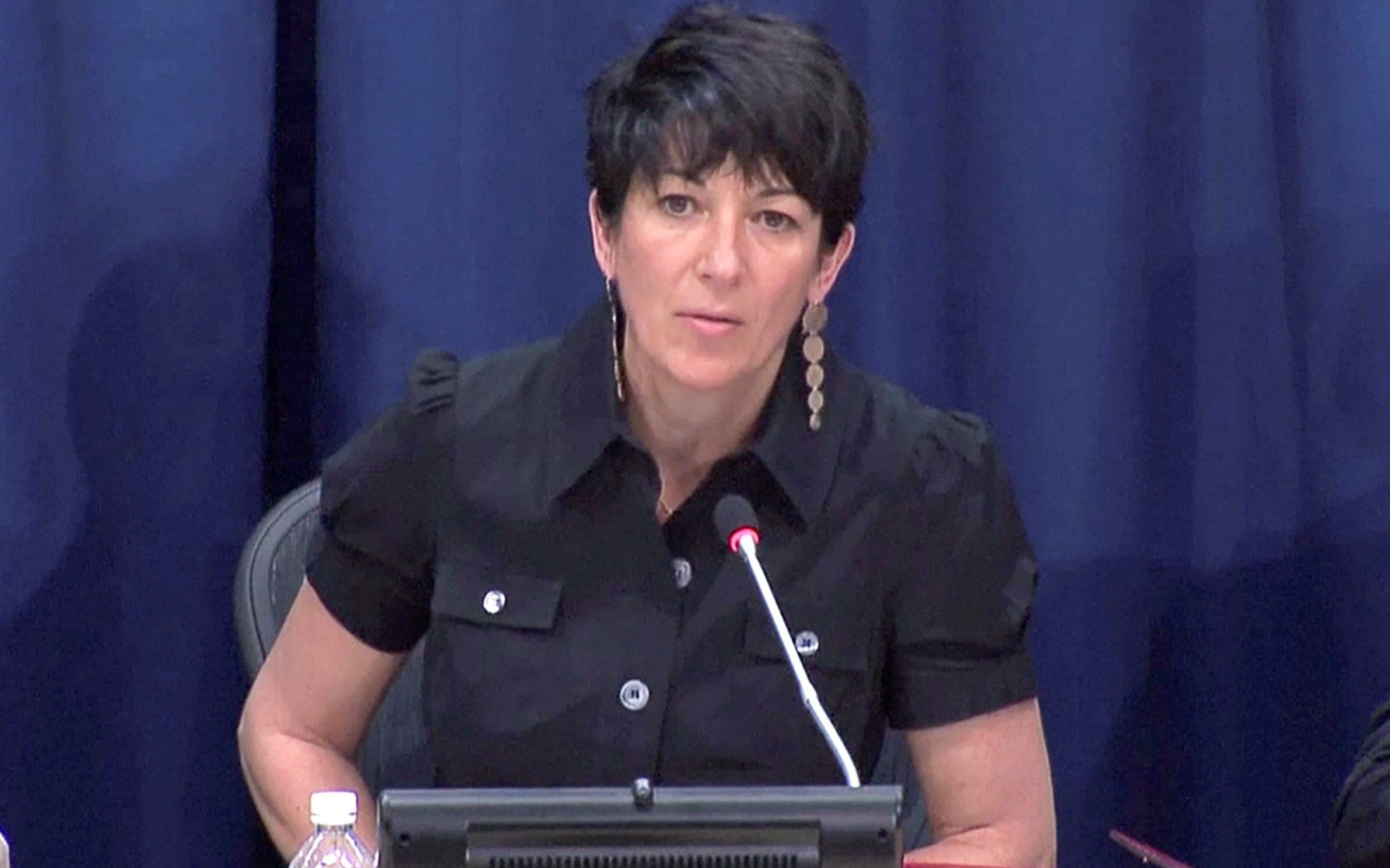 Ghislaine Maxwell Denies Introducing The Duke Of York To
