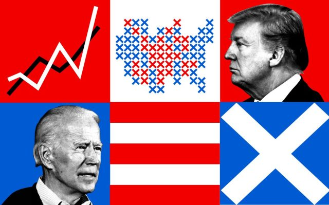 US election polls tracker 2020: Latest odds and predictions on who will win  the Trump vs Biden presidential race