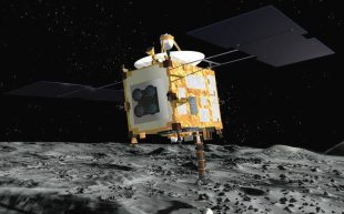 Asteroid holds water and organic matter essential for life, preliminary demonstrations