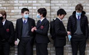 Children will need extra help with mental health despite returning to school, the study warns