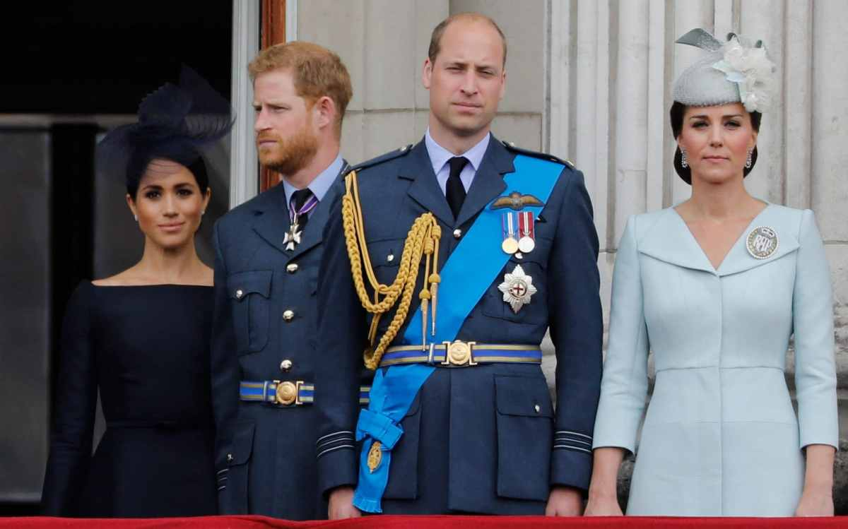 The Duchess said Catherine, Duchess of Cambridge made her cry before the wedding