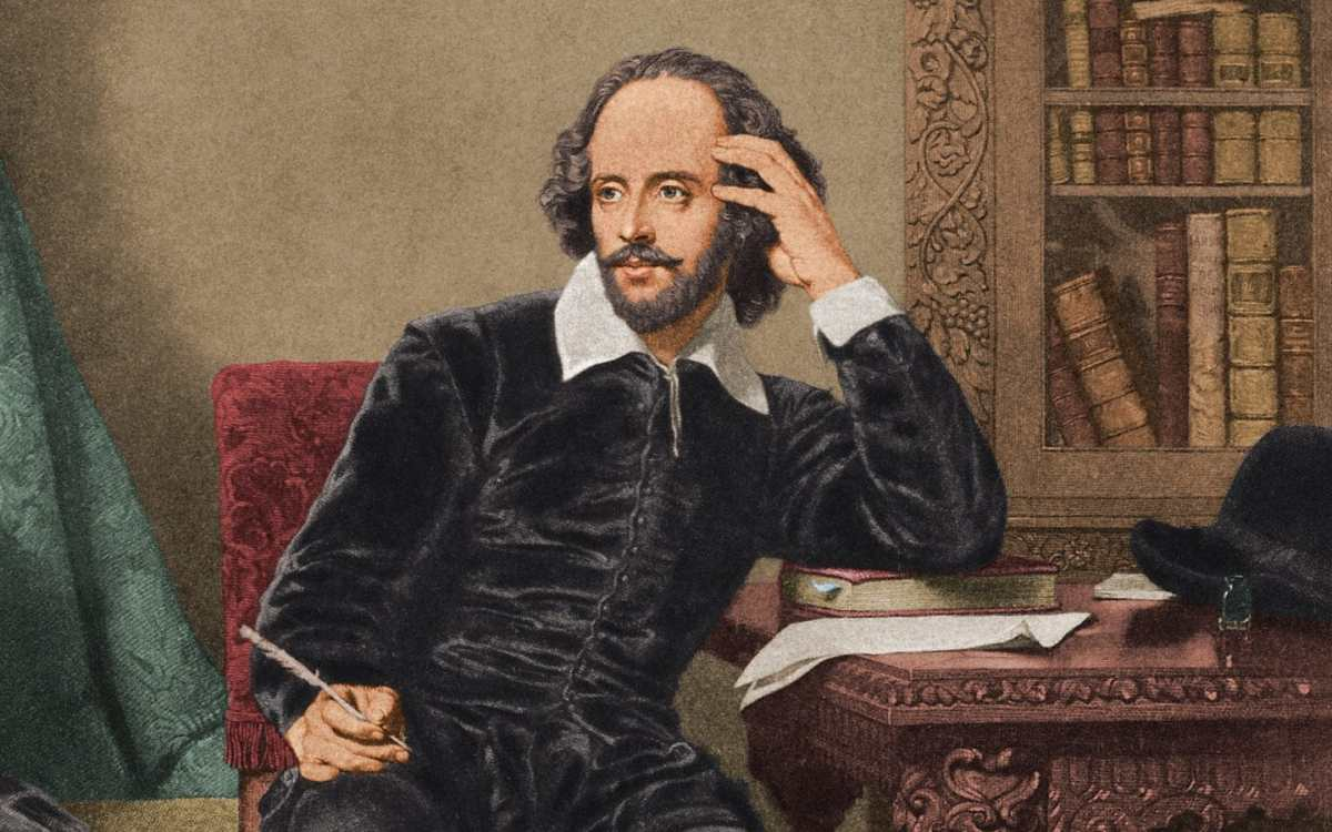 Shakespeare's work is still relevant, the study's author said