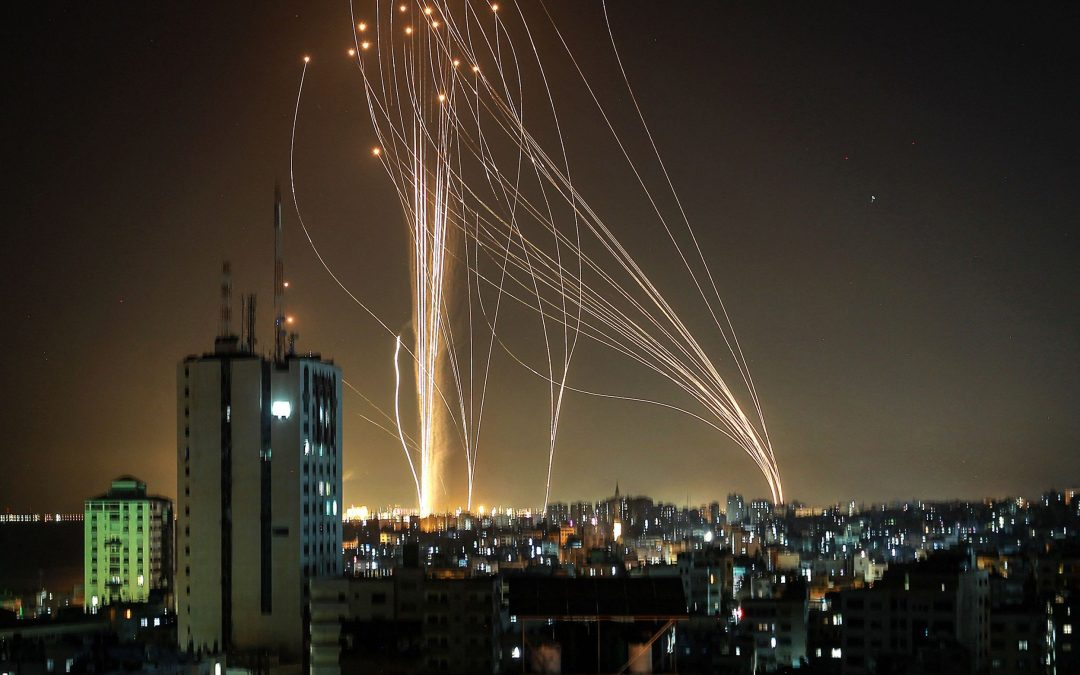 Image of How Hamas pierced Israel's famous Iron Dome shield