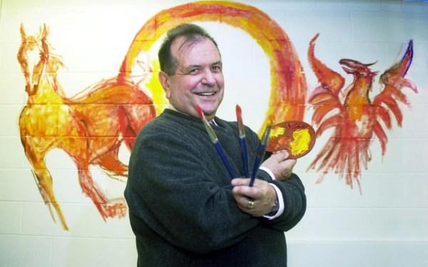 Andrew Vicari Artist