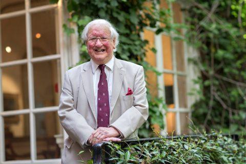 Sir Michael Uren: irrepressible energy and curiosity