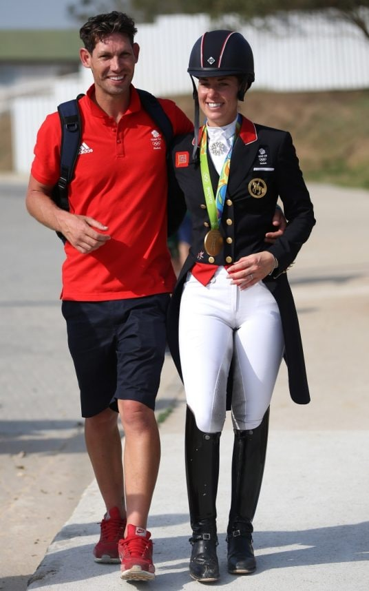 Can We Get Married Now Dressage Champion Charlotte