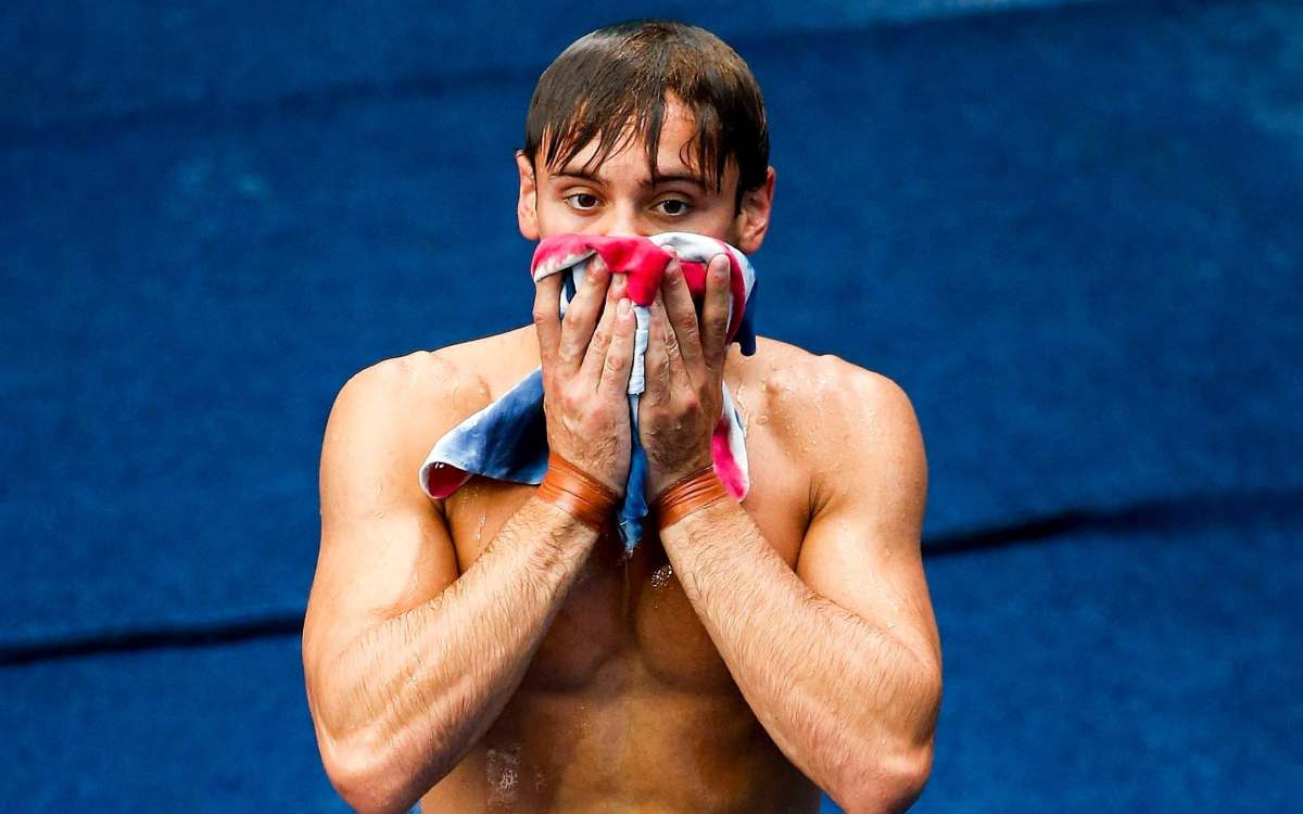 Tom Daley has his eyes on finally landing an Olympic gold medal