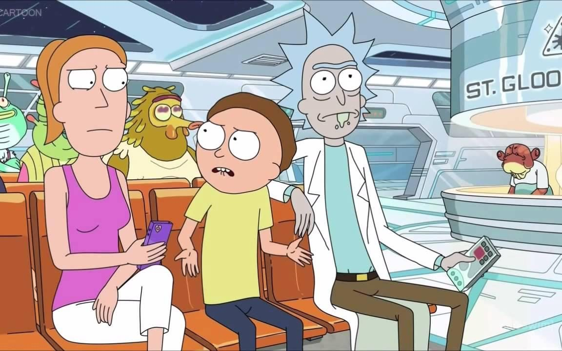 Cute Transgender Wallpaper Rick And Morty Mania How Toxic Fans Turned A Hit Cartoon