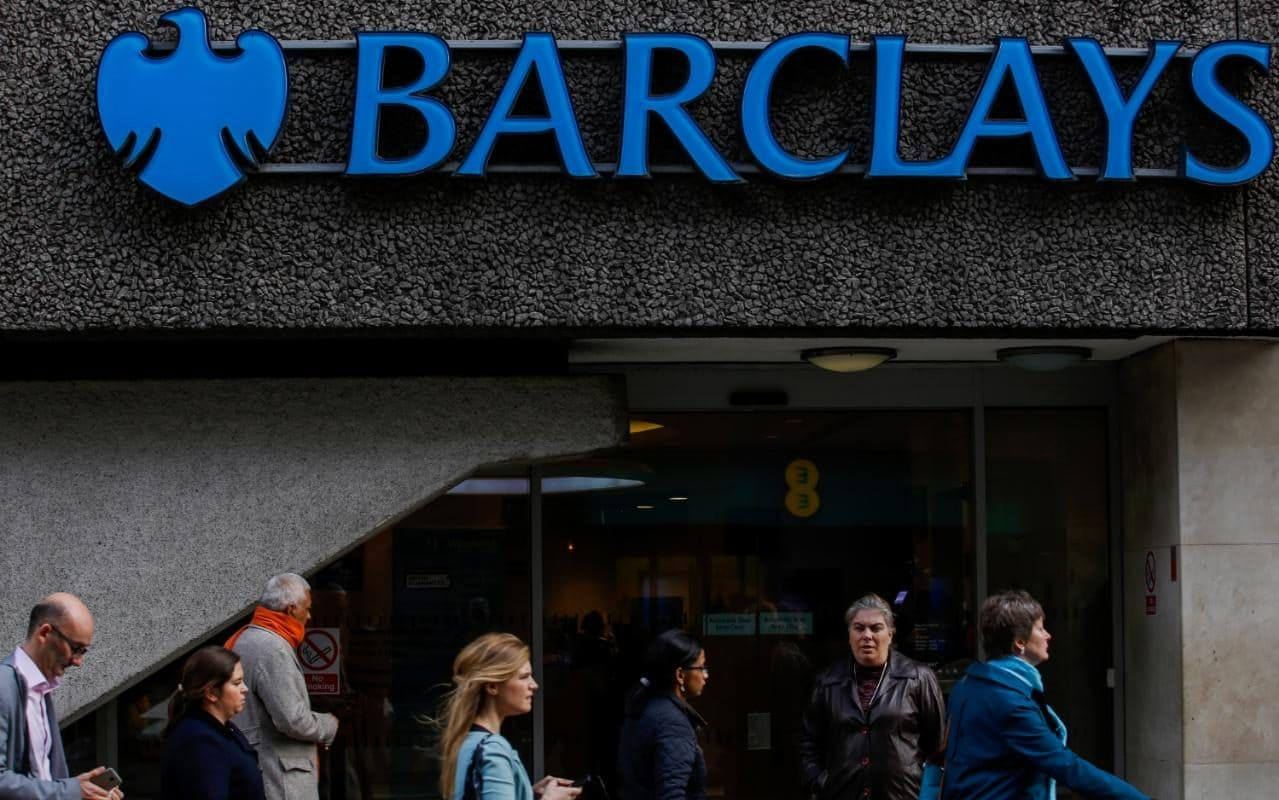 Barclays Online Banking Personal