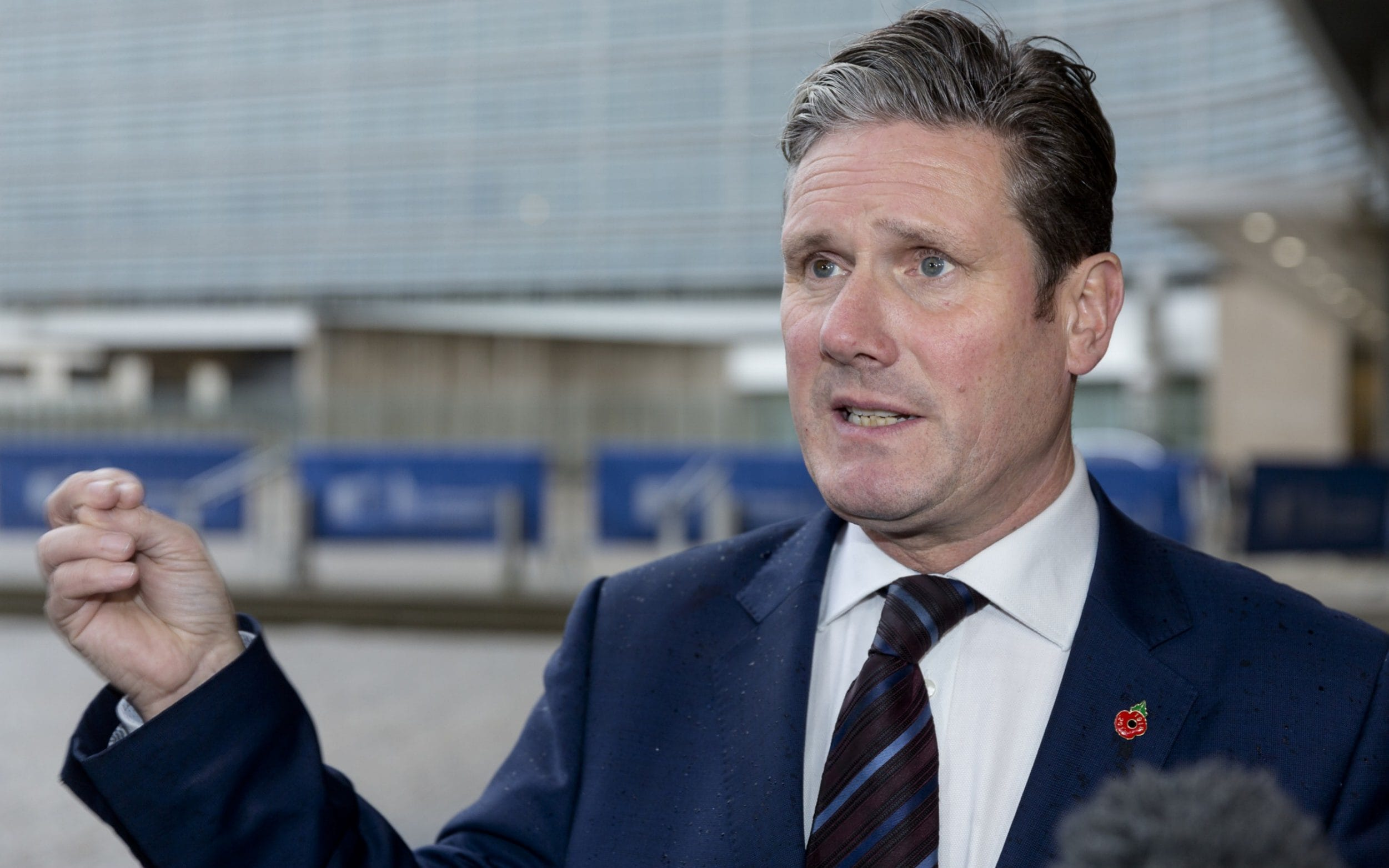 Keir Starmer Is No Hard Left Zombie But As Leader He D