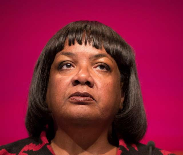 Diane Abbott Received Almost Half 45 14 Of All The Abusive Tweets Sent To