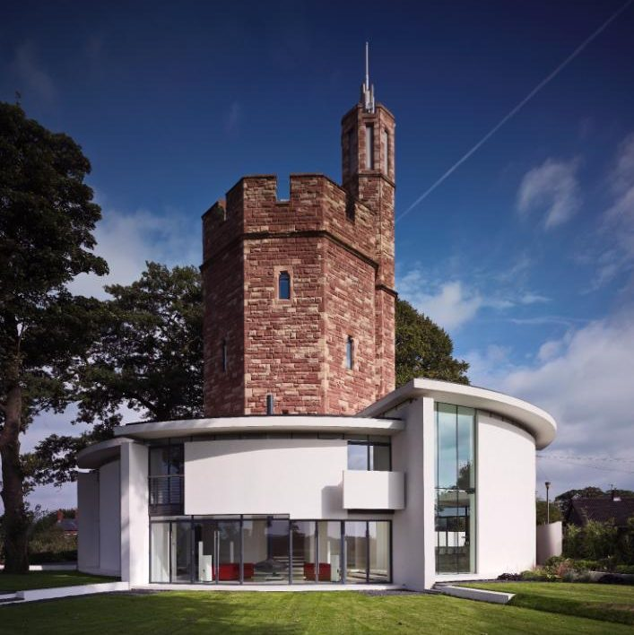Converted Water Tower A 'Grand Designs' Favourite For Sale For