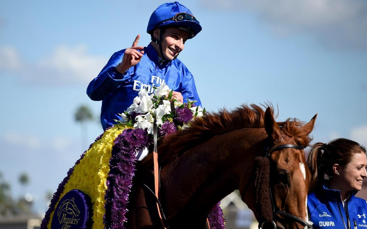 William Buick Returns With Emotional Breeders Cup Win