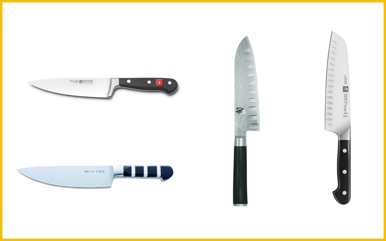 utility kitchen knife countertop the best chef s knives composite