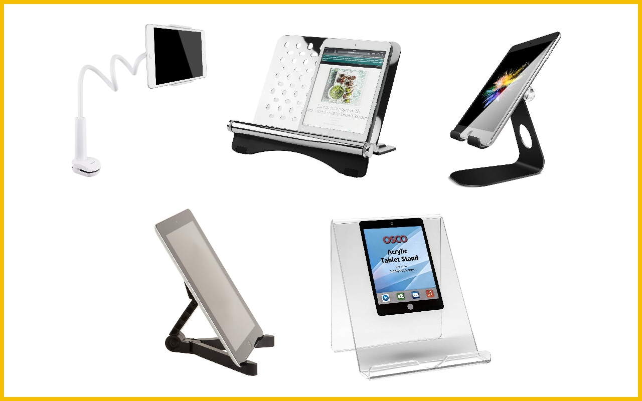 the best tablet stands