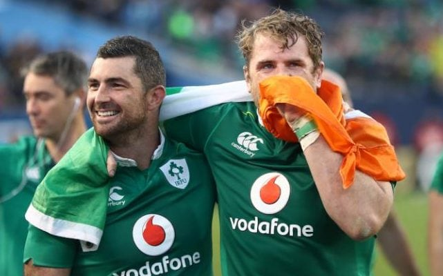 Image result for Ireland's win against the All Blacks after a historic 111 year wait.