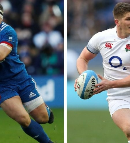 France vs England, Six Nations 2018