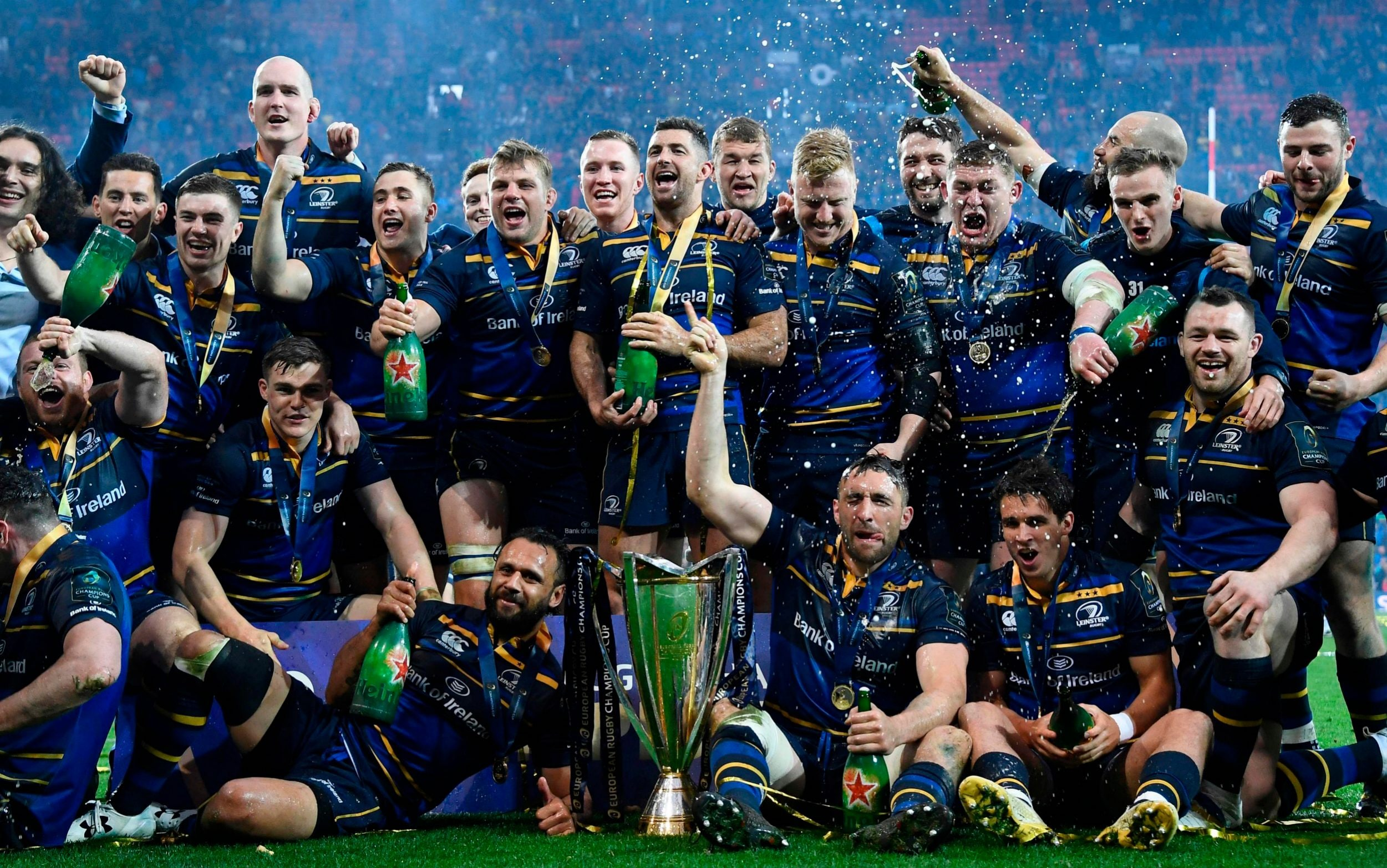 Leinster clinch fourth Champions Cup crown as late Isa