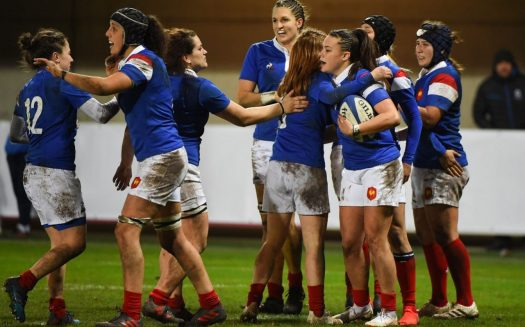 How France's women set the Six Nations gold standard