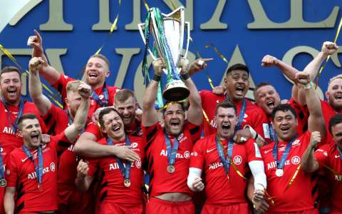 Image result for saracens 2019 winners