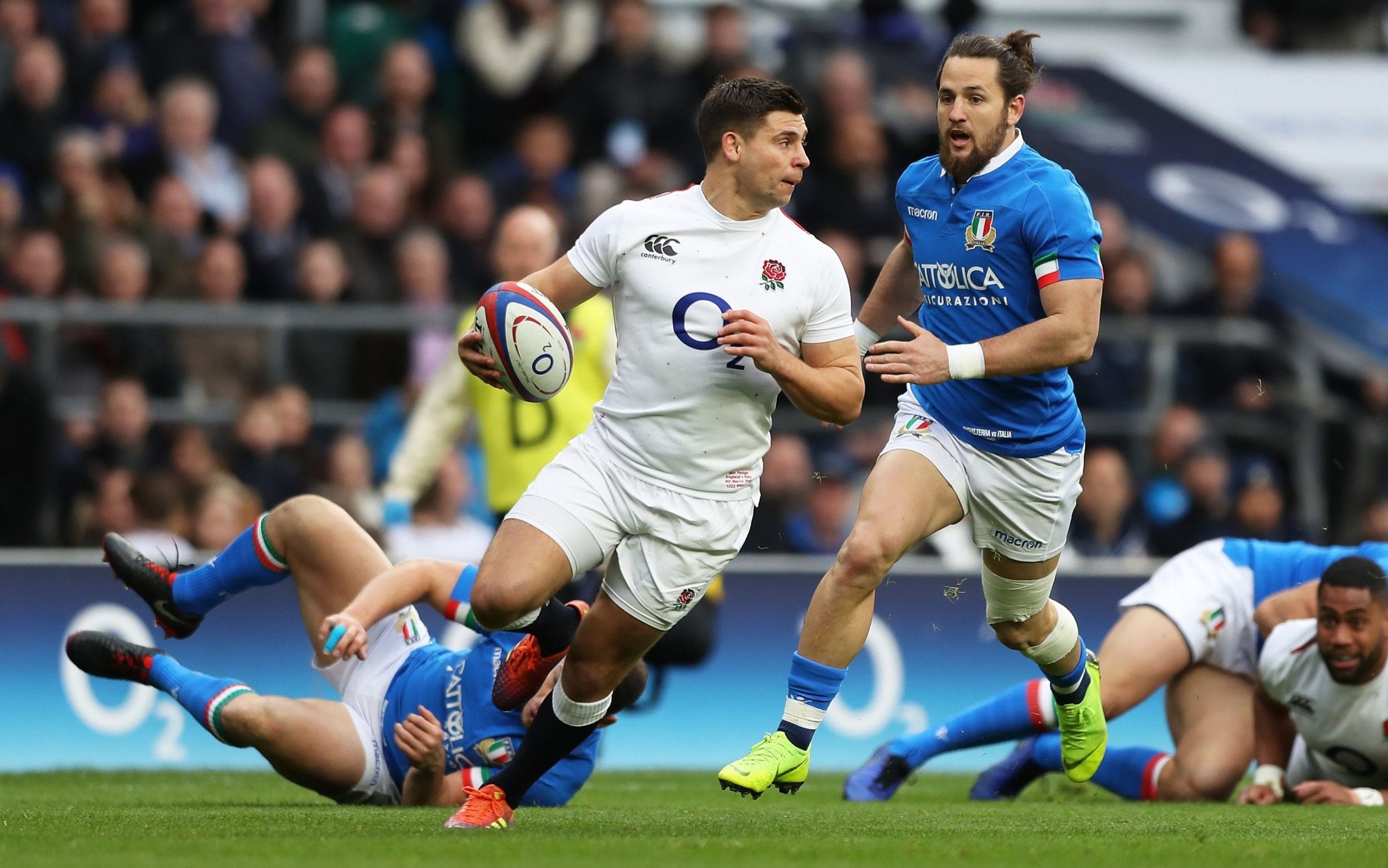 Italy v England to go ahead as Six Nations rules out further ...