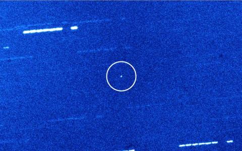 Image result for December four cigar shape interstellar