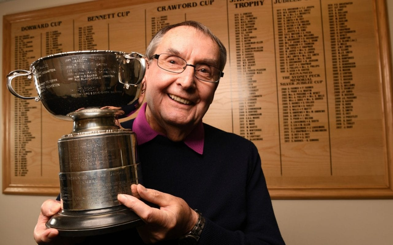 Exclusive interview Ray Reardon on surviving a pulmonary