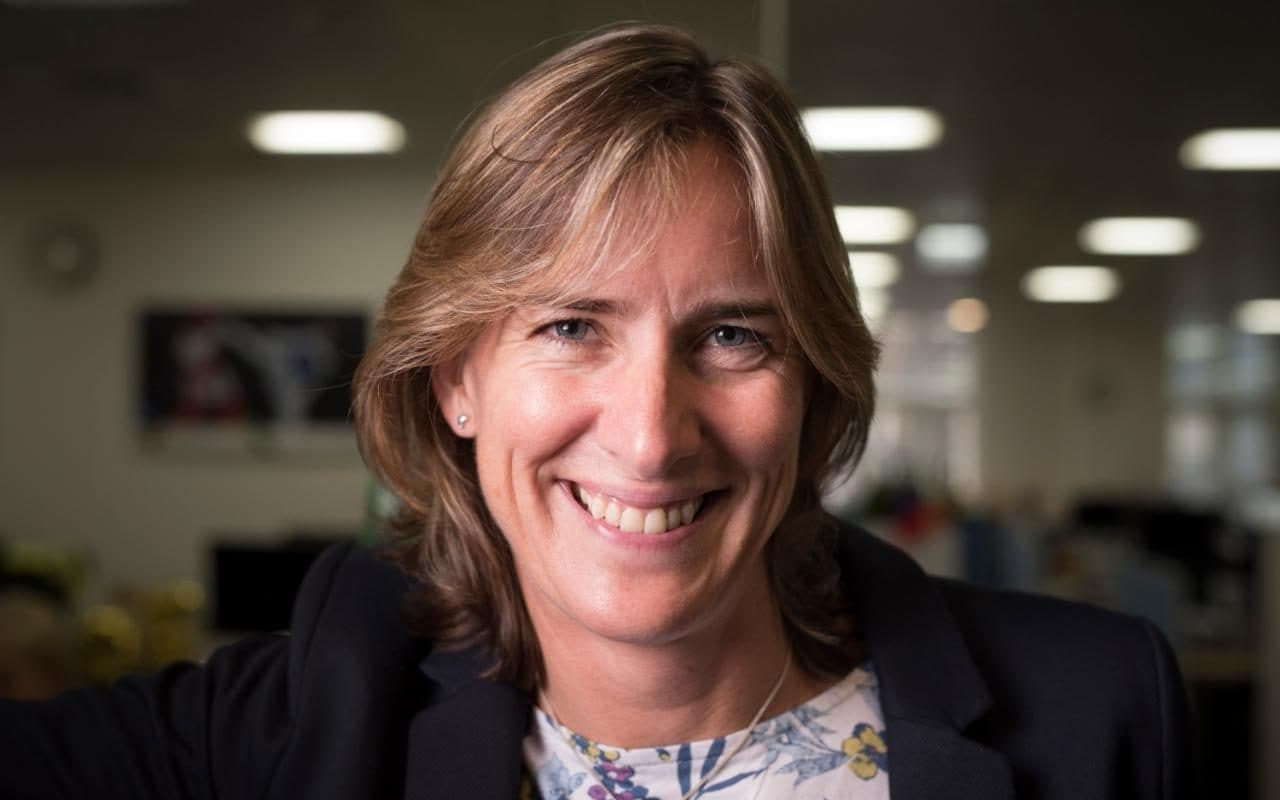 Exclusive Dame Katherine Grainger Interview I Dont