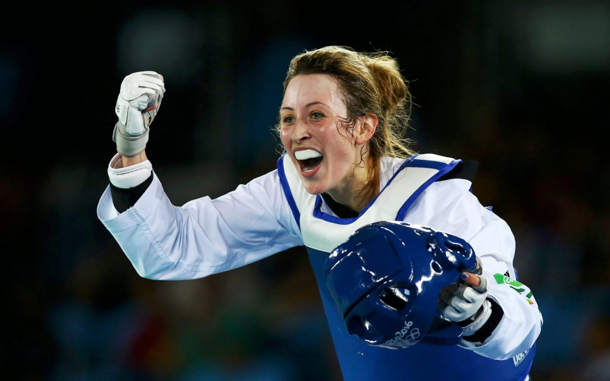 Jade Jones is another with a title on the line, with her -57kg competition taking place on the first Sunday of the Games
