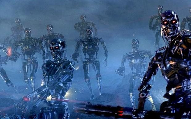 Google Developing Kill Switch To Stop Robot Uprising