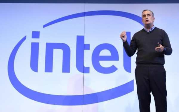 Brian Krzanich said Moore's law was not ove