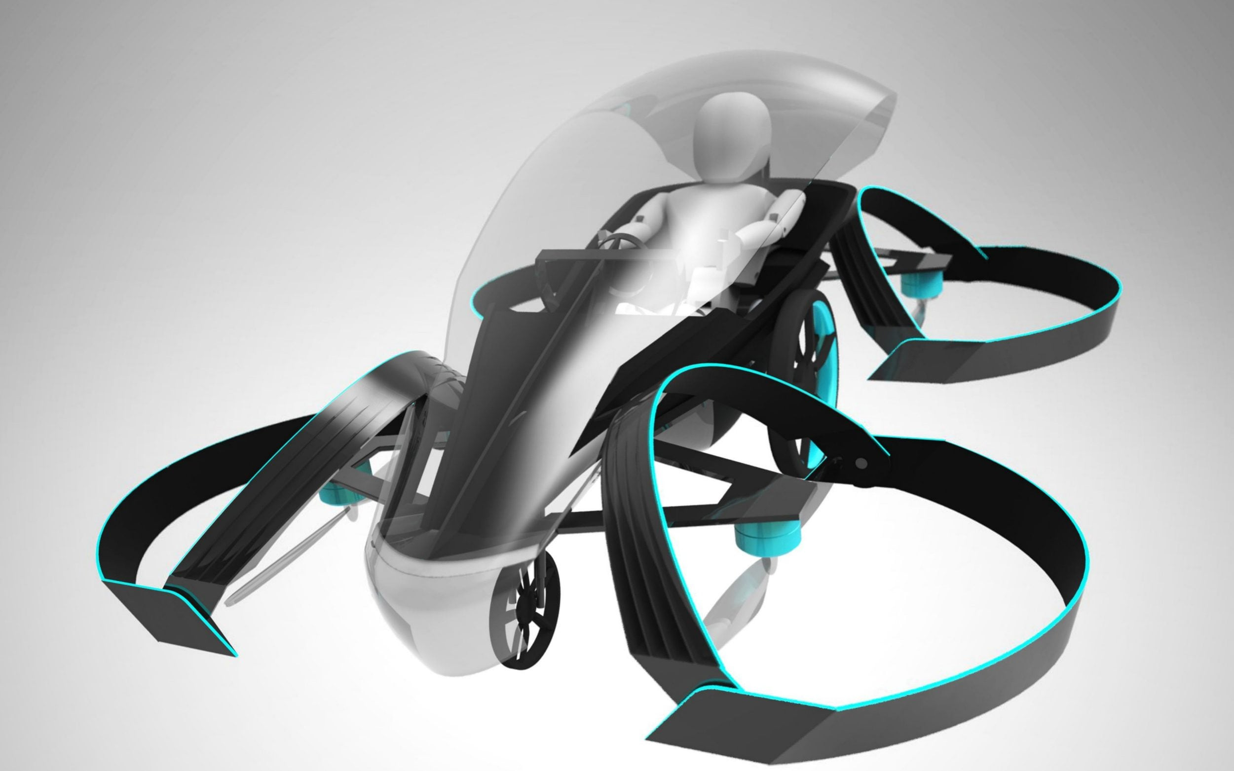 flying cars set for