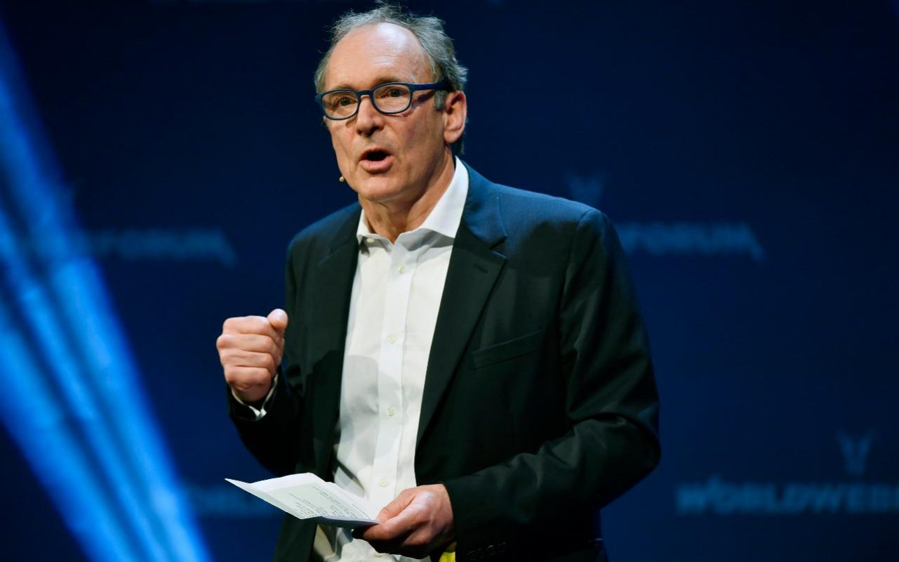 Web Pioneer Sir Tim Berners Lee Faces An Uphill Battle To