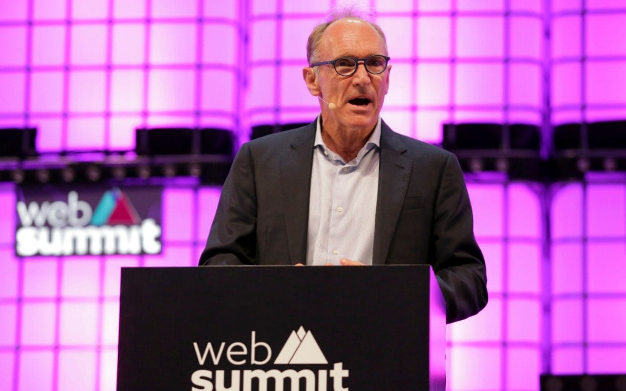 Sir Tim Berners Lee Launches Magna Carta For The Web To
