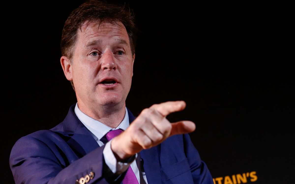 Facebook VP Nick Clegg has hit out at the proposed Australian law
