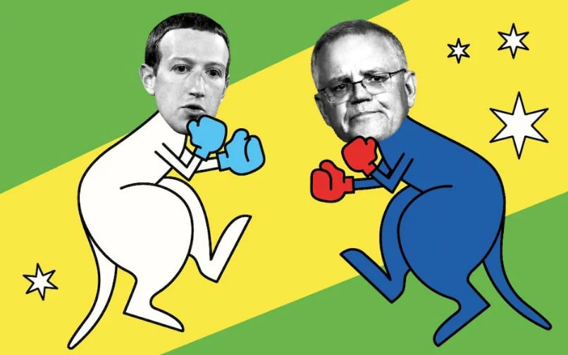 Australia's battle with Facebook will run for some time yet
