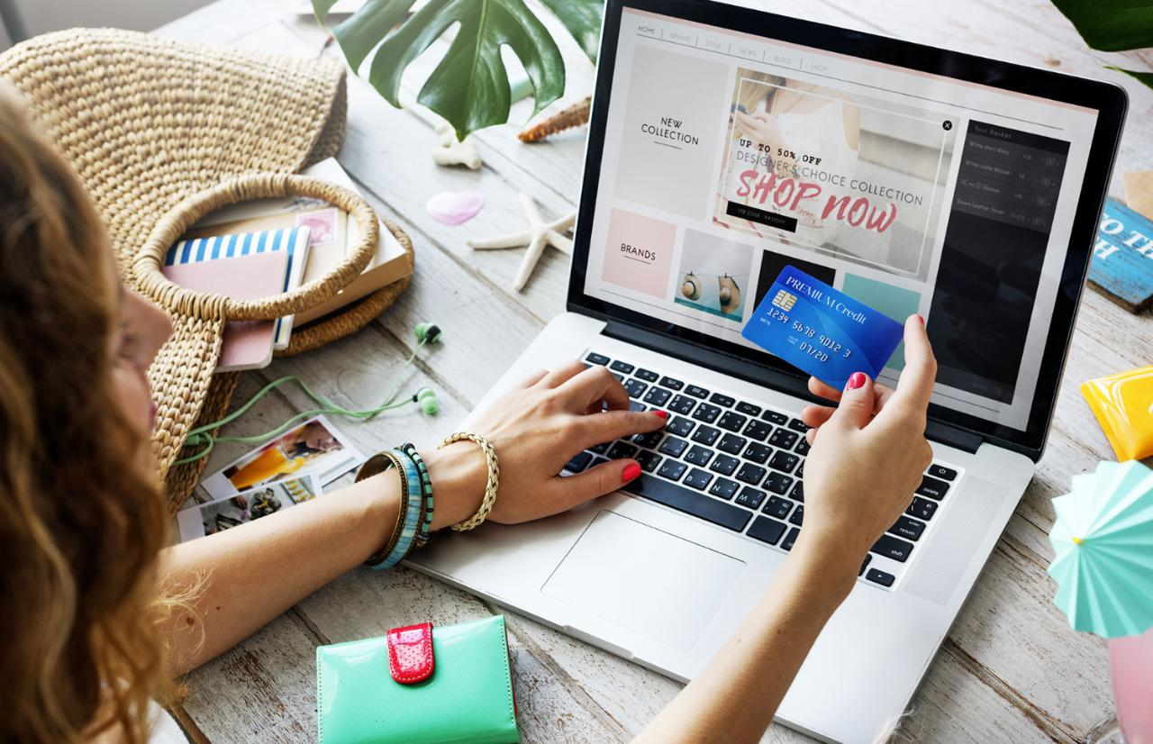 Tips on how to make the most of online shopping