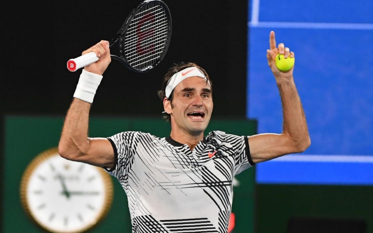 Roger Federer Defeats Rafael Nadal In Five Set Epic To Win