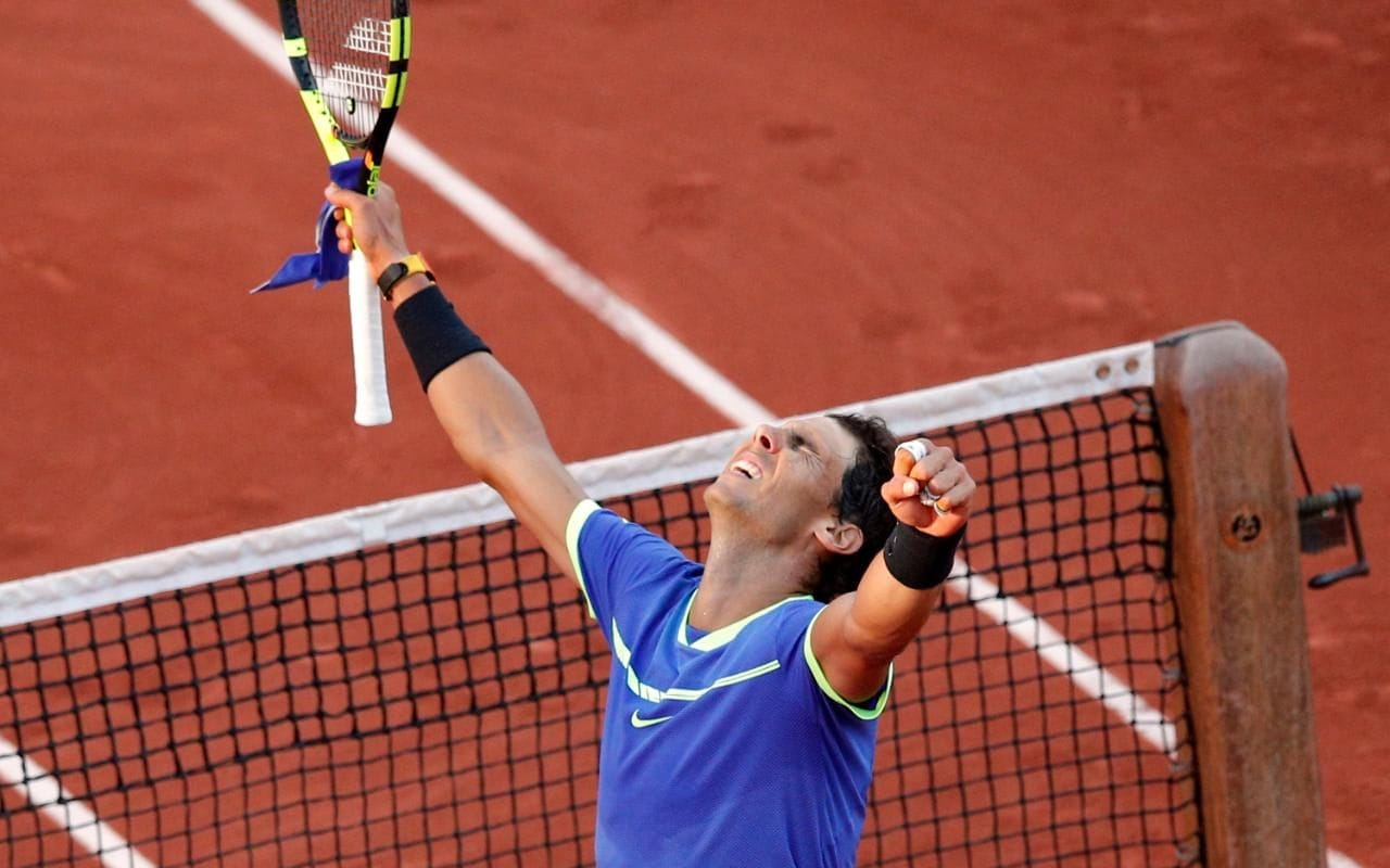 Rafael Nadal cruises into French Open final against Stan