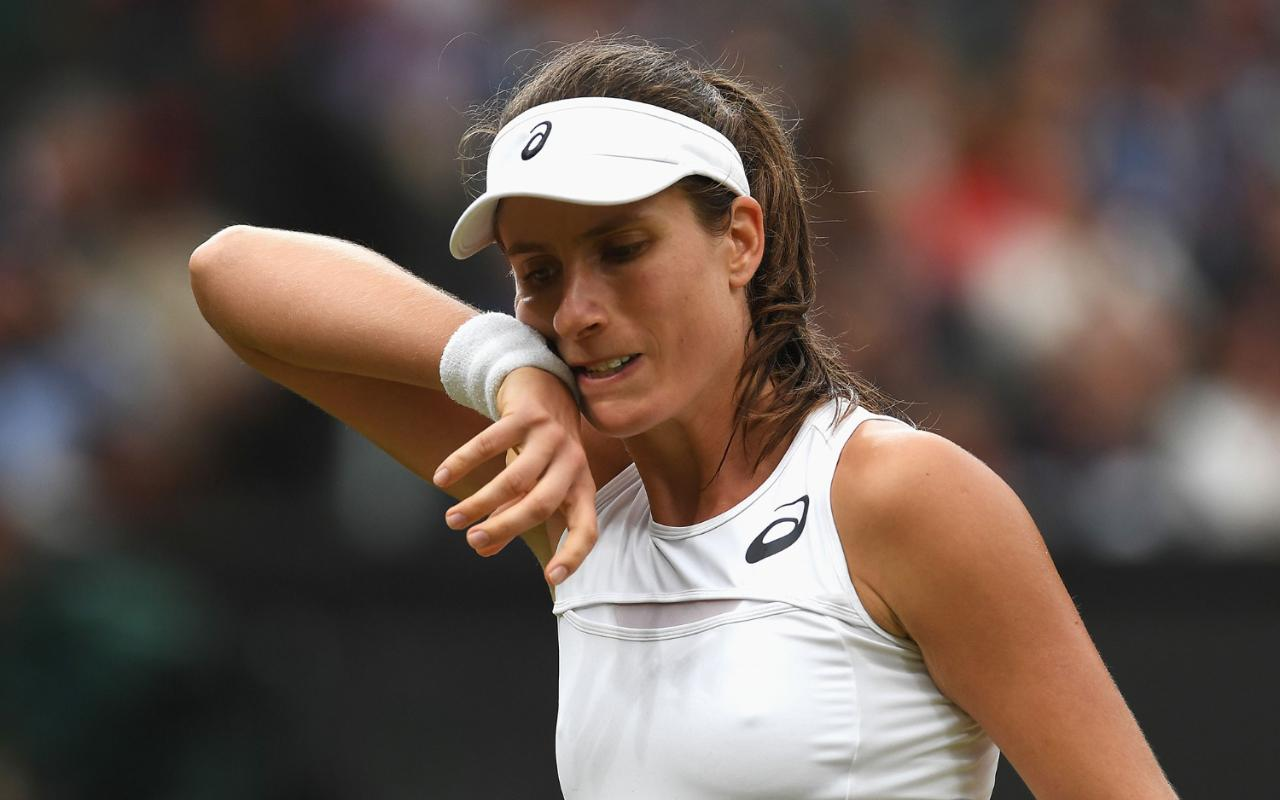 Johanna Konta has she got the stamina to win Wimbledon