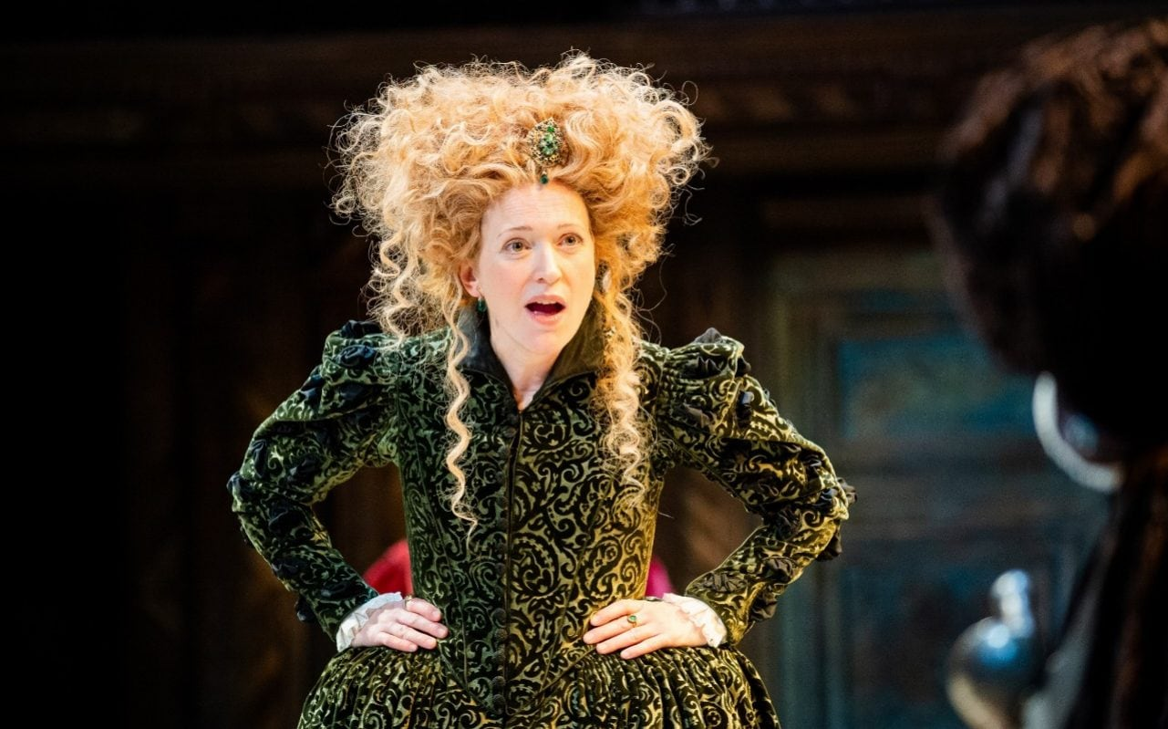 The Taming Of The Shrew Review Royal Shakespeare Theatre